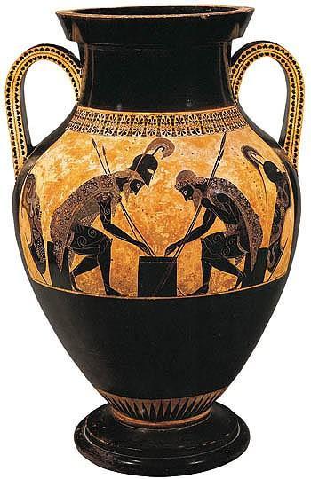 Decorazioni Dei Vasi Greci.Vasi Greci